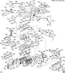 similiar l engine diagram keywords 2000 chevrolet monte carlo engine asm 3 1l v6 part 5 manifolds fuel
