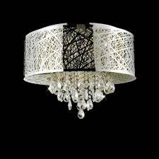 ceiling lights satin nickel flush mount ceiling light square flush mount light chandelier with shades