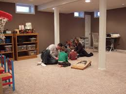 how to make an unfinished basement livable finished bat ideas on budget small remodel wall not