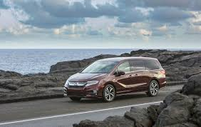 2019 Toyota Sienna Vs 2019 Honda Odyssey Minivan Comparison