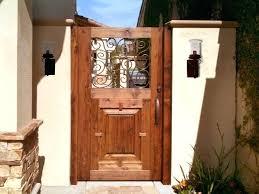 full image for custom metal garden gates uk custom garden gate craftsman complicated joinery ch4093 custom