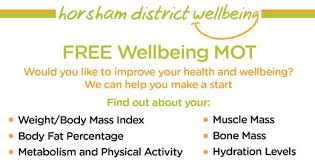 Wellbeing Drop In The Octagon Horsham Event