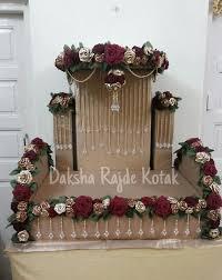 ganpati decoration makhar wow more beautiful swing decoration