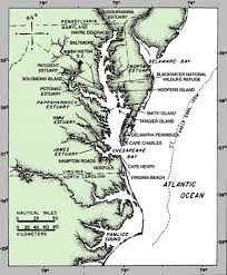 Tide Chart Chesapeake Va Fact Sheet 102 98 The Chesapeake Bay Geologic Product Of