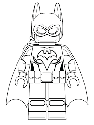 Lego Batman 3 Coloring Pages At Getcoloringscom Free Printable