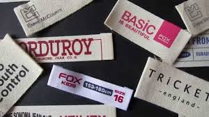 Clothing Tag Label Design 100 Nature Friendly Cotton Labels For Clothing Eco Friendly