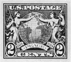 essays the stamp designs that also ran collectors weekly a 1914 peace commemorative outbreak of world war i prevented this essay becoming a stamp