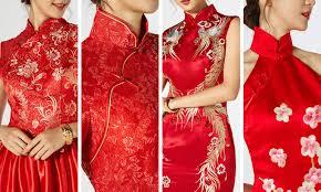 5 <b>Chinese</b> Elements That Make A Qipao (Cheongsam) <b>Dress</b> – East ...