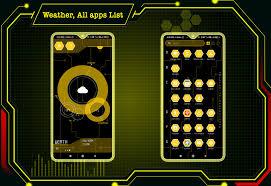Hex Launcher 2021 - App lock, Hitech ...