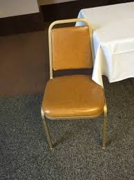 Banquet Chairs for sale — Congregation Beth Shalom