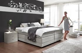 Schlafzimmereinrichtung Braun Vliestapete Schlafzimmer Modern