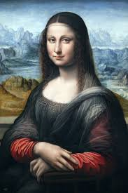 portrait of lisa gherardini del giocondo also known as mona lisa painted