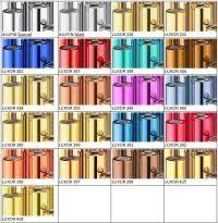 Kurz Luxor Color Chart Luxor Alufin
