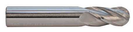 ball nose end mill. tuffcut® gp ball nose end mill i