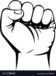 Picture of a fist