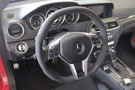 Mercedes Accessories: 2012 Mercedes-Benz C63 AMG.