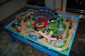 thomas the train table set the train table and chairs woodworking plans the train play table thomas the train table set