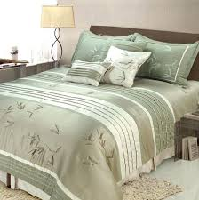 bamboo comforter set bedroom decor with sets 6 asian queen