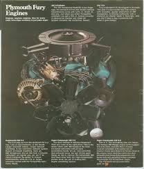 1968 fury specs colors facts history and performance classic manufacturer original s brochures