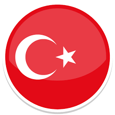 Turkey, flag, flags Free Icon of Round World Flags Icons