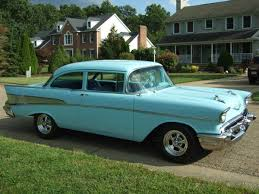 1957 Chevrolet 210 for sale #1996562 - Hemmings Motor News