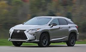 Lexus RX Reviews | Lexus RX Price, Photos, and Specs | Car and Driver