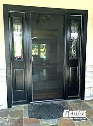 screen door closer menards commercial for retractable fly screens doors used door closer menards pneumatic storm