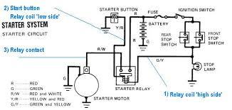 honda spree wiring diagram honda wiring diagrams