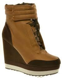 Designer Wedge Sneakers On Sale Qupid Westwood 01 Cute Designer Look Lace Velcro Sneaker
