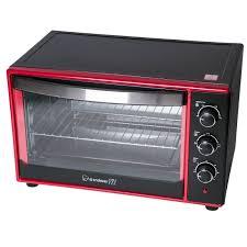 <b>Мини</b>-<b>печь Endever Danko 4035</b> черно-красный — купить в ...