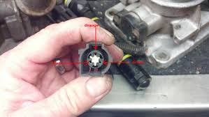 convert a mustang 55mm throttle body to a 65mm explorer  at How To Remove Tps Wiring Harness From Tps Ford Explorer