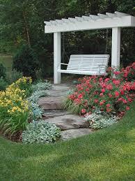 backyard landscaping ideas. Wonderful Backyard 8 Just Swinging In The Garden In Backyard Landscaping Ideas A