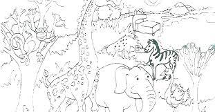 Coloring Barnyard Animals Coloring Pages Free Printable Farm Animal