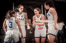 Le azzurre superano la grecia in una gara a due facce: Olimpiadi Tokyo 2020 Basket 3x3 L Italia Vince Contro La Mongolia Nbareligion Com