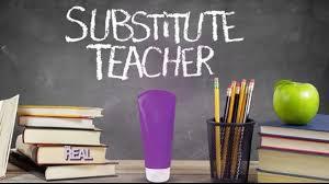 Image result for substitute teacher