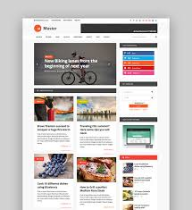website advertisement template best wordpress magazine themes for blog and news websites