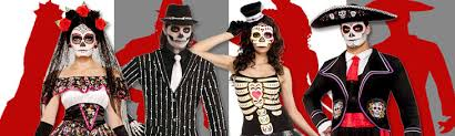Image result for day of the dead costumes