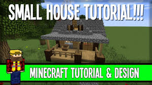 Small Picture Small House Tutorial Easy but classy Minecraft YouTube
