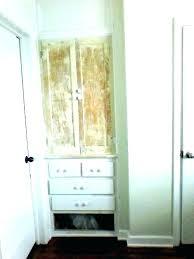 linen closet door linen closet cabinet built in linen cabinets built in linen closets built in