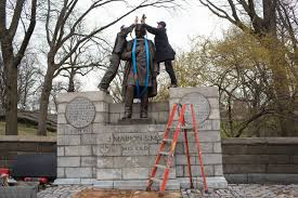 Replacement of Monument for J. Marion Sims Sparks Community Outcry |  Observer