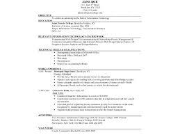 Creating A Marketable Resume
