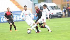 Fatih Karagümrük - Sivasspor maç sonucu: 1-1