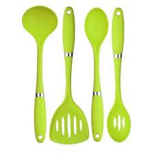 ball utensil set. premium quality nylon utensil set (pack of 4) ball i
