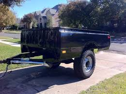 For Sale: Toyota Truck Bed Trailer - camping/offroad trailer ...