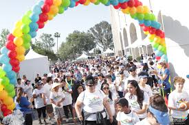 la size childrens hospital los angeles holds second annual walk and play