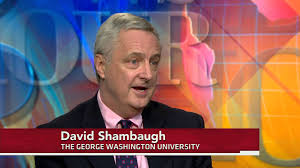 Image result for David Shambaugh