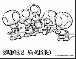 Small Picture astounding super mario castle colouring pages with super mario