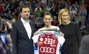 Györi audi eto kc (27:27) 5 19.09.2020 györi audi eto kc : Anita Gorbicz Does A Farewell To The Handball National Team Of Hungary Interview Daily News Hungary