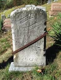 Priscilla Zimmerman Haldeman (1817-1896) - Find A Grave Memorial
