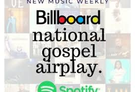 Billboard Spotify Charts Gospel Airplay Top Gospel Songs Chart Playlist Spotify